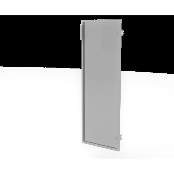 Дверь (в алюм. рам) МСМ21Л/П