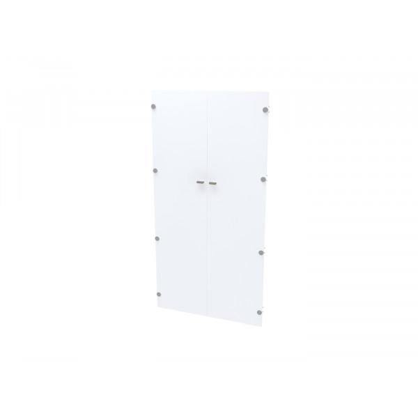 Дверь стеклянная БДС22