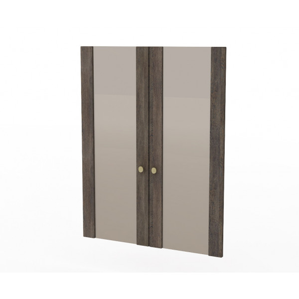 Двери стеклянная СДС22