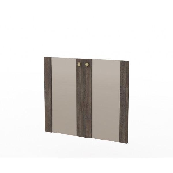 Двери стеклянная СДС12